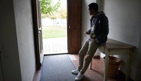 Switzerland sees big jump in asylum seekers