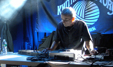 Berlin electronic music innovator Moebius dies