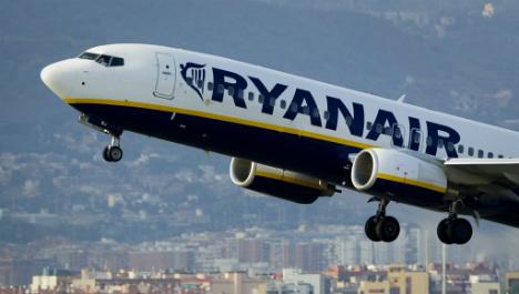 Ryanair bans booze on flights from UK to Ibiza