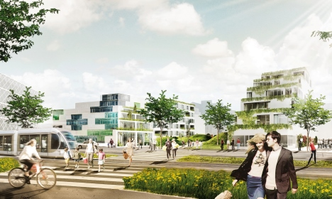 Danish city to develop traffic-free suburb