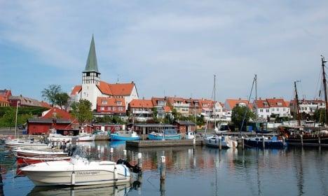 Population of Bornholm shrinking rapidly