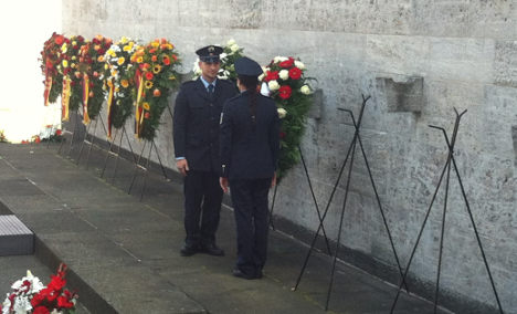 Germany honours anti-Nazi resistance fighters