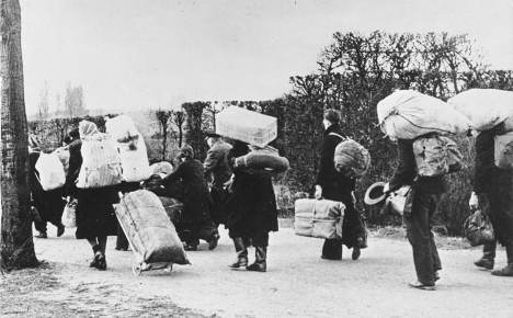 The 1,000s of Germans massacred after WWII