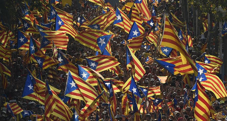Catalan separatists ready to declare independence