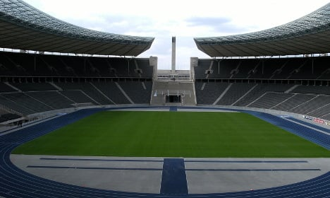 Jewish Games to be held at site of 'Nazi Olympics'