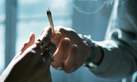 More young Danes prefer cannabis to alcohol