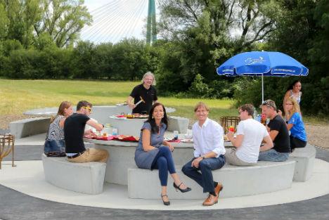 Vienna bans public BBQs during heatwave