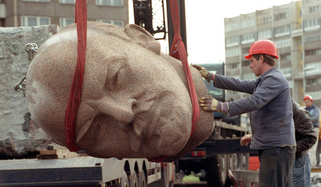 Lenin's head to be 'resurrected' in Berlin