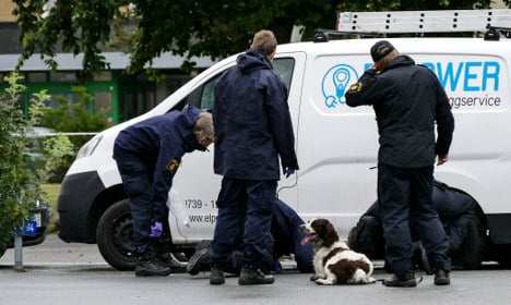 Malmö shaken by another grenade attack