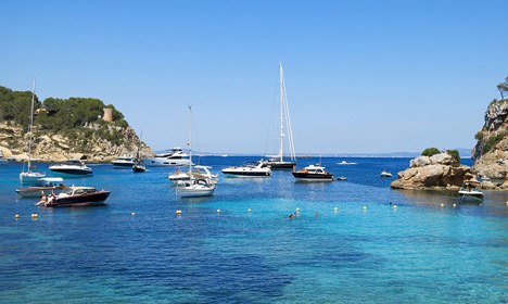 Danish tourists accused of rape in Spain