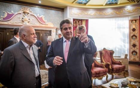 Gabriel arrives in Iran to kickstart trade talks