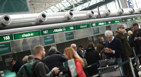 Rome's Fiumicino airport hit by power cut