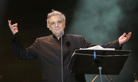 Norwegian triumphs in Plácido Domingo contest