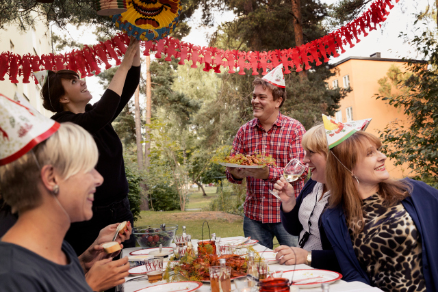 How to throw your own Swedish crayfish party