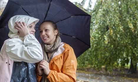 Seven ways to beat wet weather in Sweden