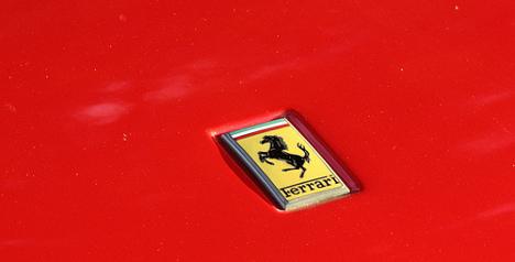 Ferrari files for New York share listing