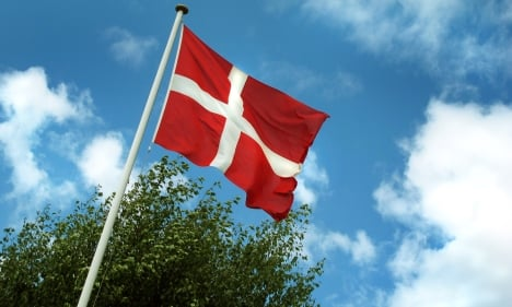New Danish flag trend sparks outrage