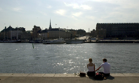 Lovesick Swiss tourist hunts for mystery Swede