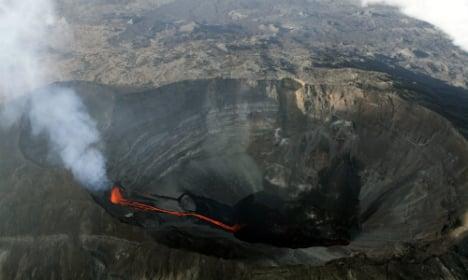 France's Réunion braces for volcano eruption