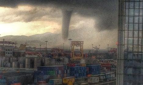 Tornado predicted as Italy heatwave ends