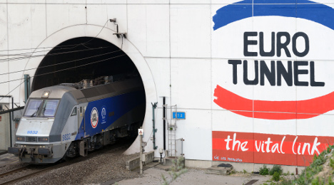 Migrants dies from burns in Channel Tunnel