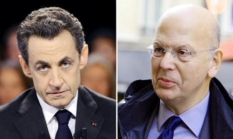 Ex-Sarkozy advisor charged in fraud probe