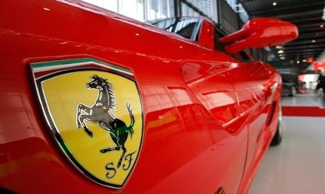 Ferrari recalls 2,600 cars globally over airbags risk