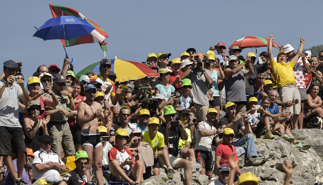 World loves the Tour de France (except French)
