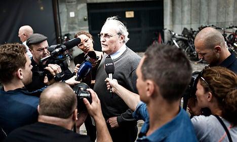 Denmark to take Nazi case 'very seriously'