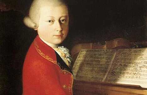 Teen Mozart manuscript returns to Salzburg