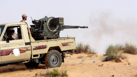 Four Italians kidnapped in Libya