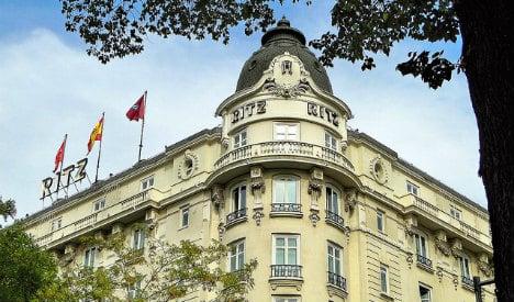 Madrid's Ritz to get more glitz in Saudi makeover