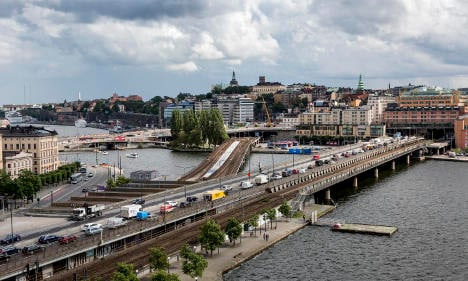 Swedish capital to go car free in September