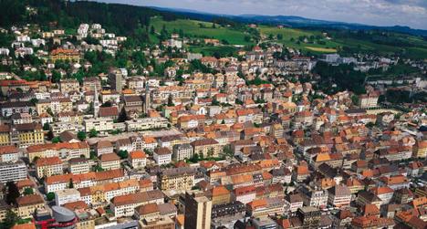Mystery stomach bug hits Swiss watch capital