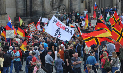 Refugees live in fear of German far-right