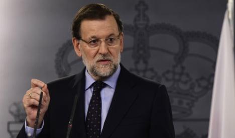 Spanish Prime Minister boasts of job creation