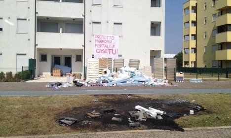 Treviso prefect ousted over migrant protest
