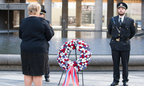 'July 22nd is the day Norway will not forget'