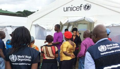 Norway-led team prove Ebola vaccine works
