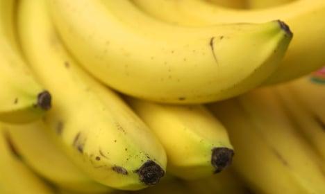 Bananas free Swedish man from speeding fine