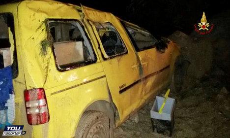 Tourist among three dead in Veneto landslide