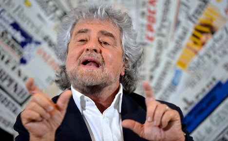 'I will leave politics and return to comedy': Grillo