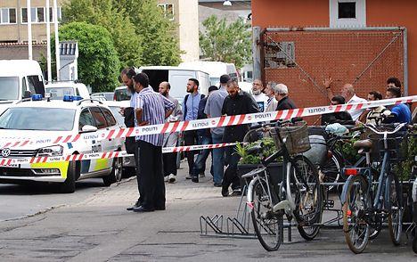 Islamic centre arson suspect in psych ward