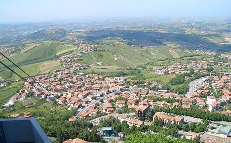 Italy probes transfers of €33bn with San Marino