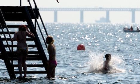 Tentative promise of summer's Sweden return