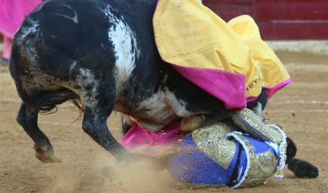 'Gay pride parades are worse than bullfights'