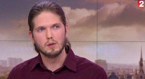 Paris terror hostage sues French media channels