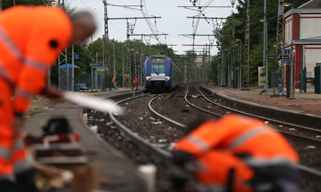 Three dead after French train hits car