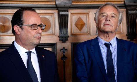 France's employment tsar quits his job
