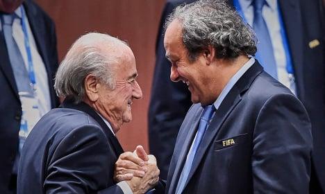 Platini warned me of prison: Fifa chief Blatter